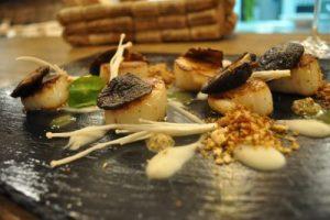 piatto di pesce