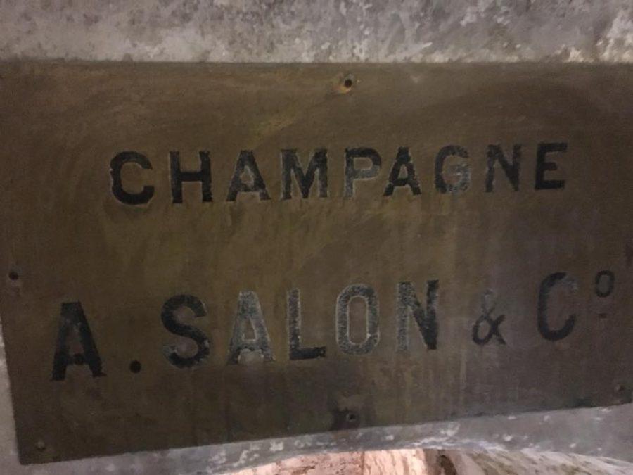 Chat qui Rit  visita alla maison Champagne Salon