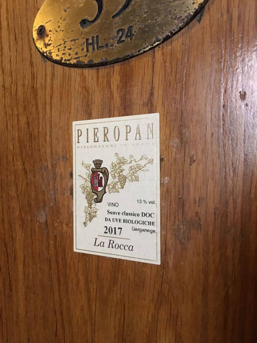 Visita all'Azienda Agricola Pieropan, fondata nel 1880