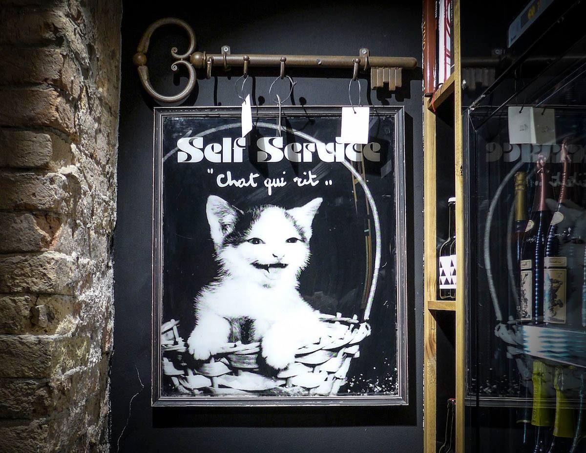 Veneto Secrets fotografa lo Chat qui Rit