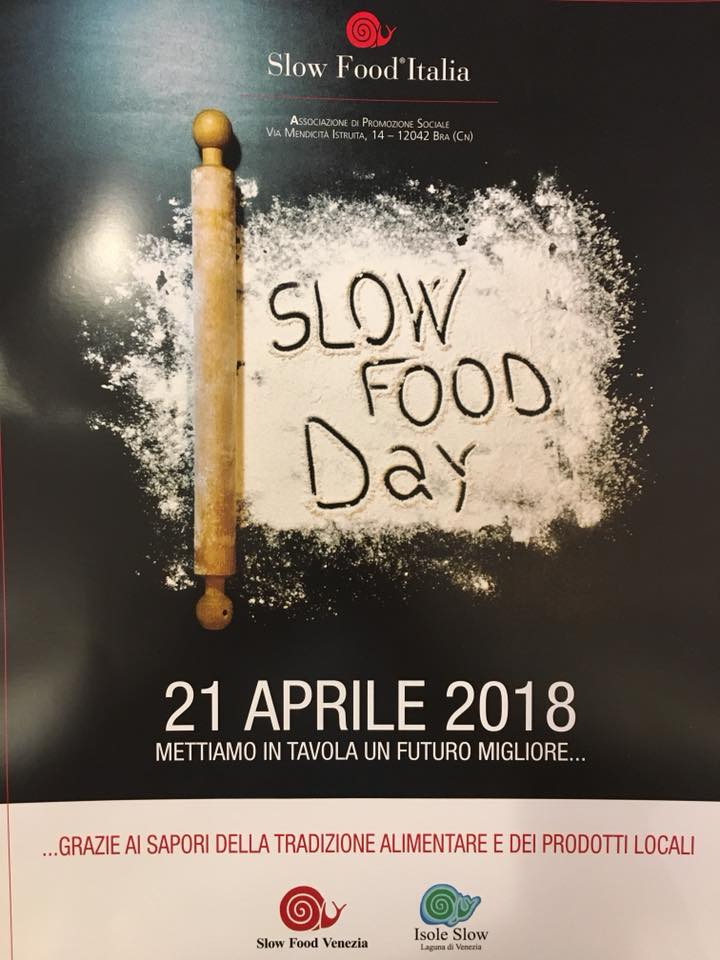 Slow Food Day – Venezia