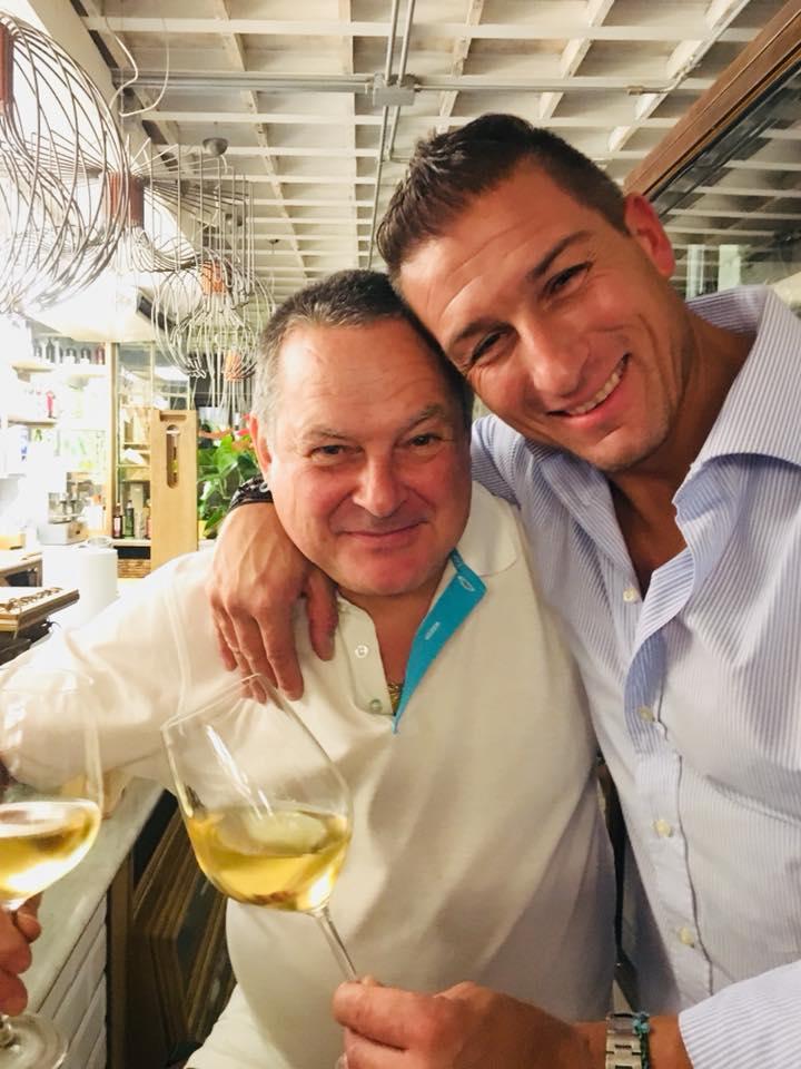 Claudio Alze, Harry' s Bar
