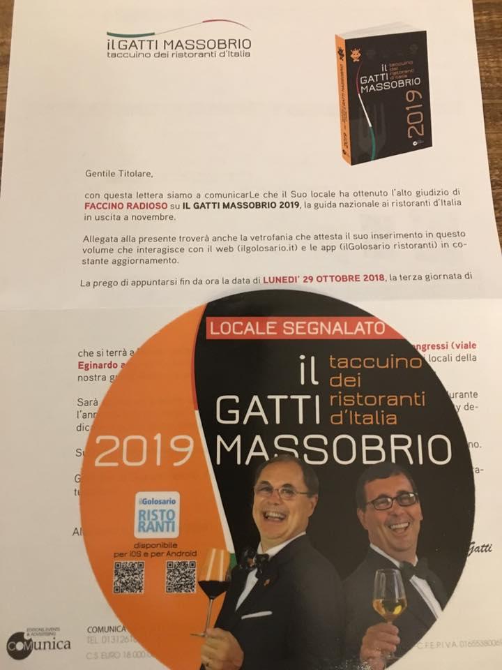 Il Gatti Massobrio 2019