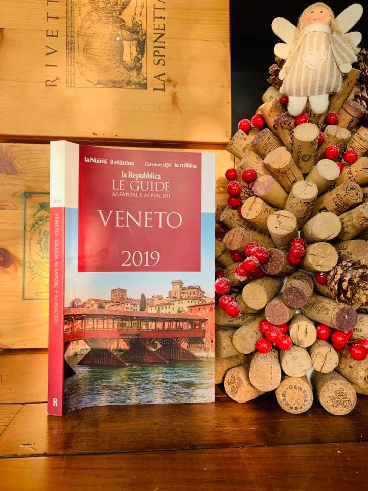 Le Guide ai Sapori e ai Piaceri , Veneto 2019