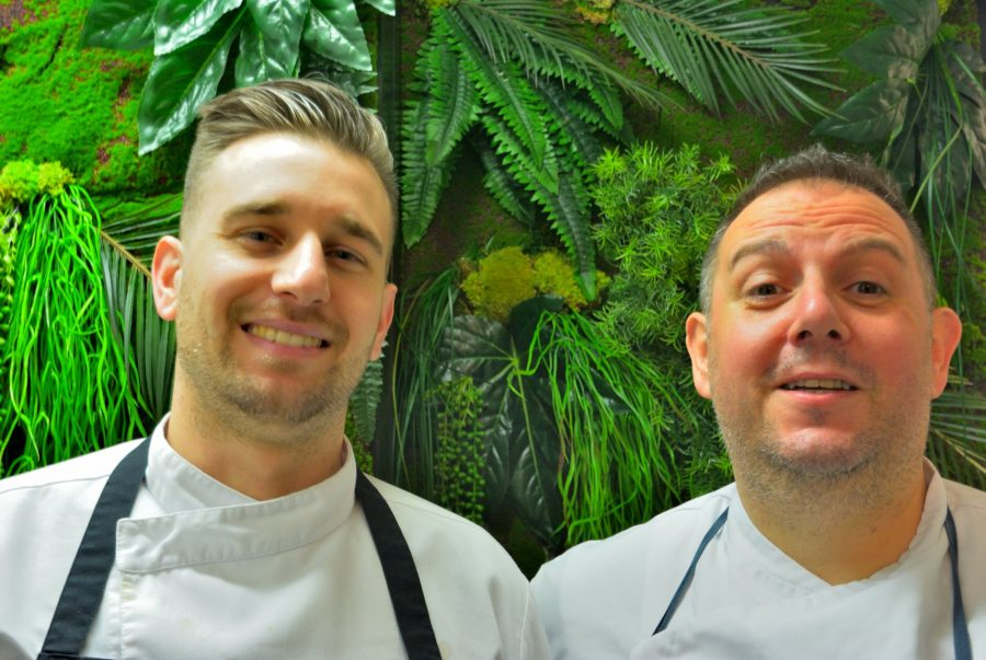 Chef Davide Scarpa e Chef Leonardo Bozzato in Tv: 7Gold