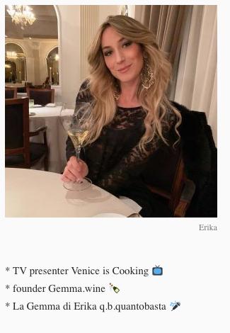 """Chat Qui Rit: """"stile contemporaneo e autentici sapori veneziani"""""""