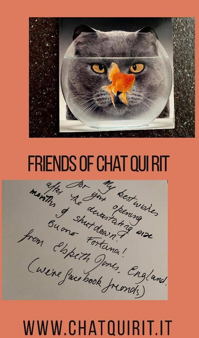 Cartolina scritta a Mano: la bellezza dei contatti.
