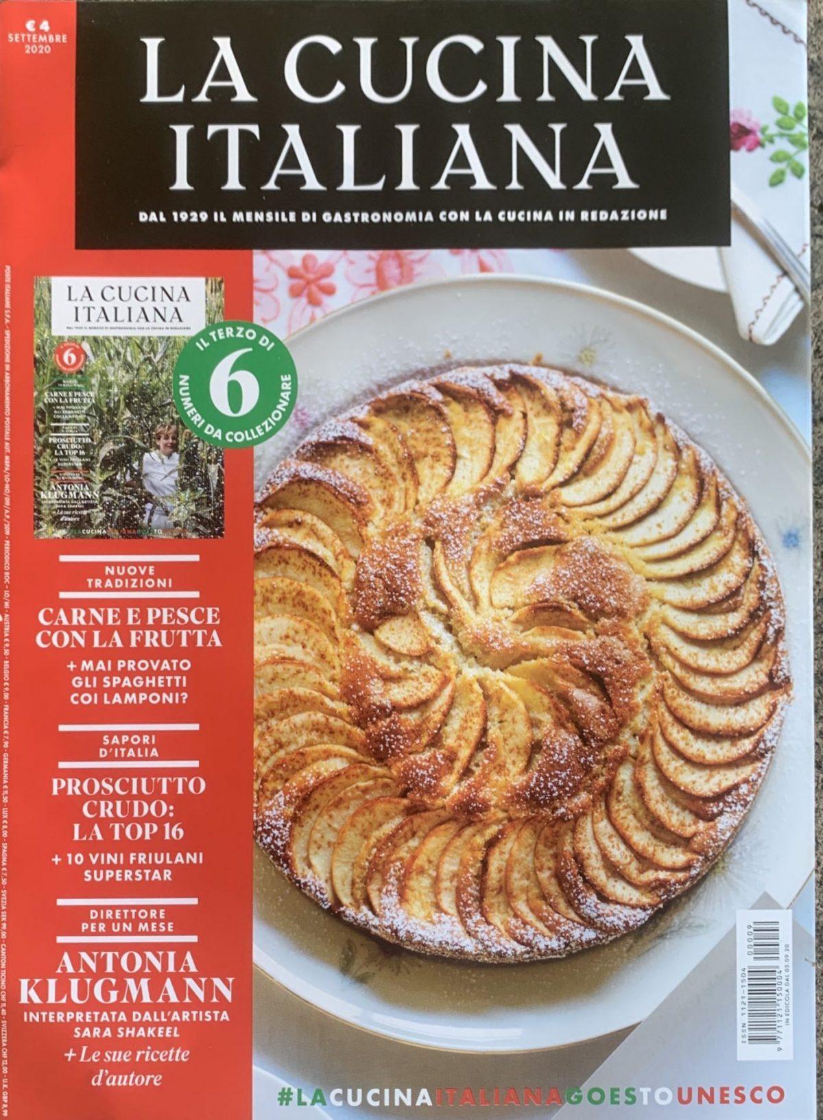 La Cucina Italiana: 5 SOSTE APPETITOSE
