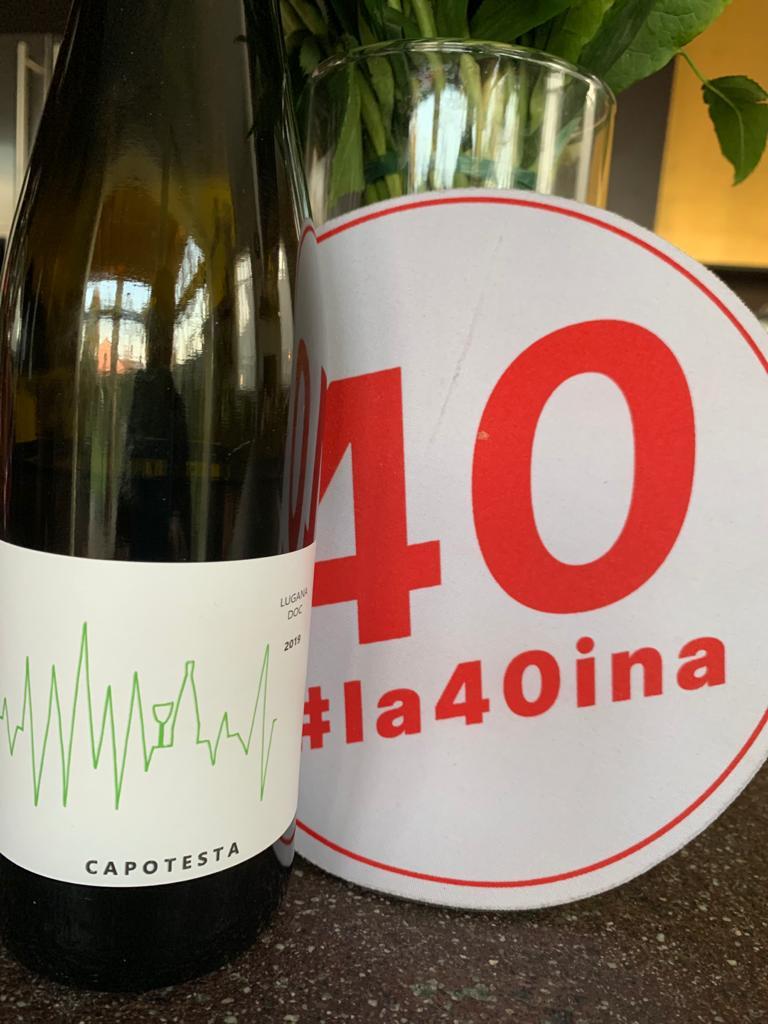 #la40ina una quarantina di vini: sessione 4 turno 19