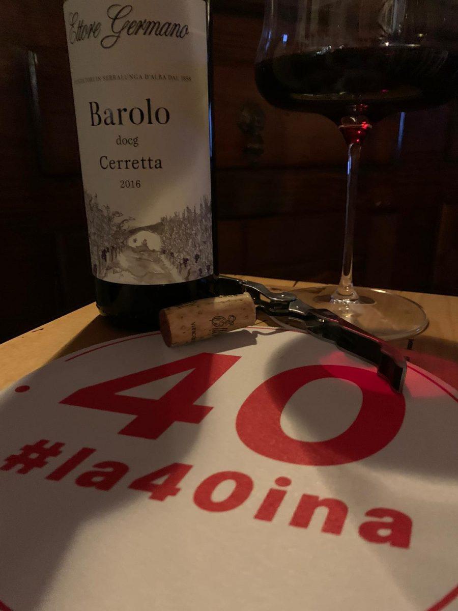 #la40ina una quarantina di vini: sessione 2 turno 8