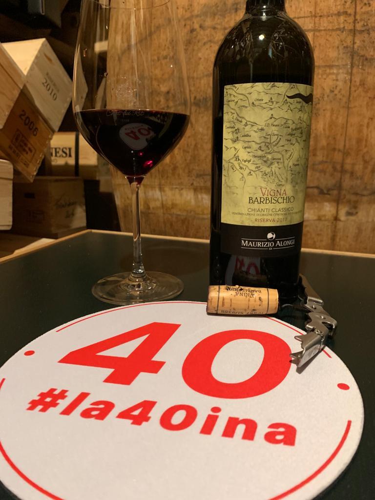 #la40ina una quarantina di vini: sessione 3 turno 9