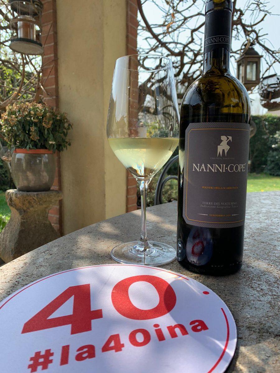 #la40ina una quarantina di vini: sessione 5 turno 21